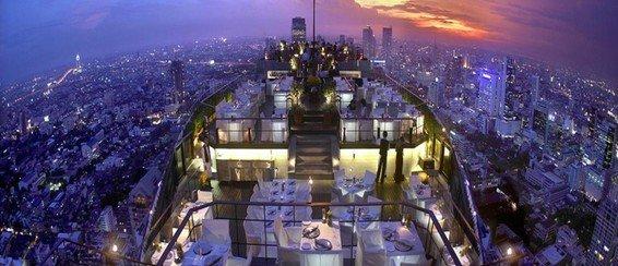 10 reasons to visit Bangkok's stunning rooftop bars Vertigo and Moon Bar at Banyan Tree