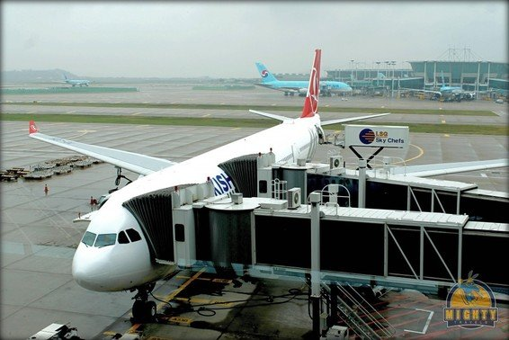 Turkish Airlines Business Class Review - Seoul (ICN) to Istanbul (IST)