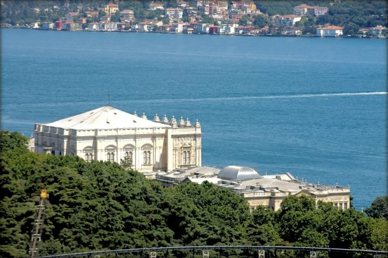 Intercontinental Istanbul Review
