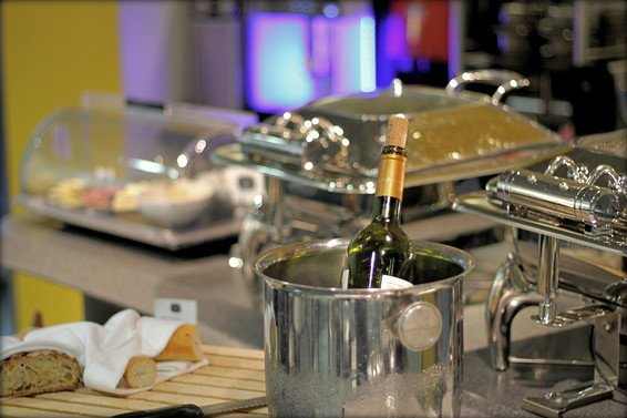 Lufthansa Business Lounge Athens Airport (Star Alliance Gold) Photo Review