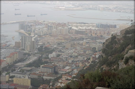 The Rock of Gibraltar – or 5 Myths about Gibraltar busted
