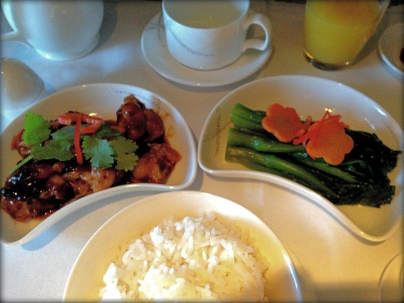 Cathay Pacific First Class Review – the end of a love story?