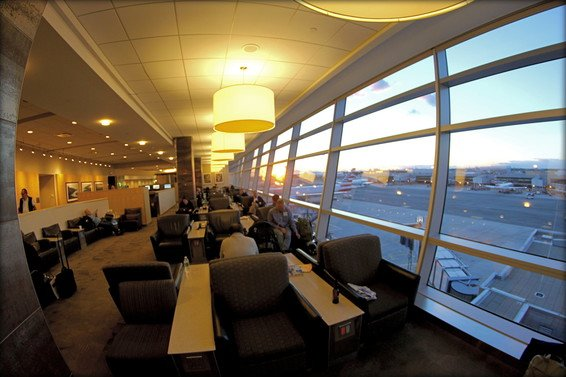 American Airlines Flagship Lounge New York Review