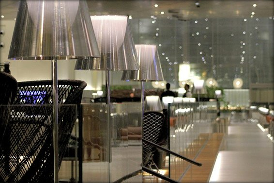 Qatar Airways Al Safwa First Class Lounge Doha Airport (DOH) Review