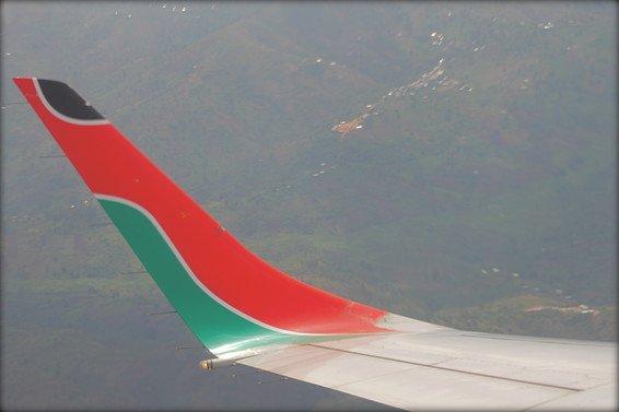 Kenya Airways Economy Class Review Kigali to Bujumbura to Nairobi and Entebbe, Uganda