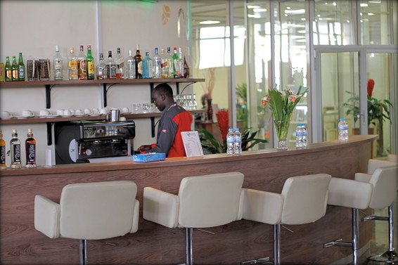 Pearl Lounge – Kigali Airport Executive Lounge Review