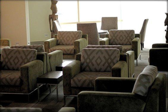 Kenya Airlines Pride Lounge Nairobi (NBO) Review
