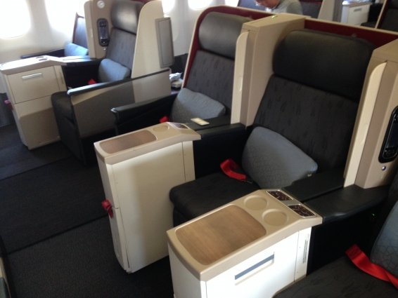 Turkish Airlines Business Class Review Istanbul (IST) to Houston (IAH) TK33