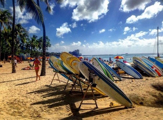 What I learned from one week in Waikiki
