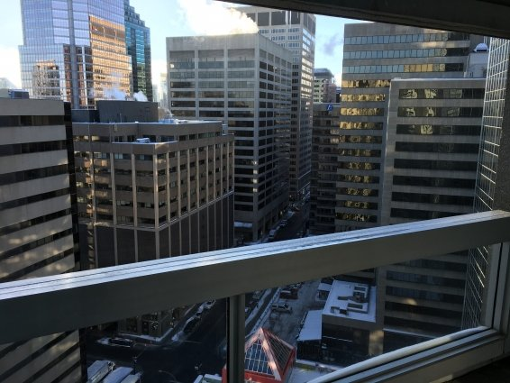 Delta Hotel Montreal Review