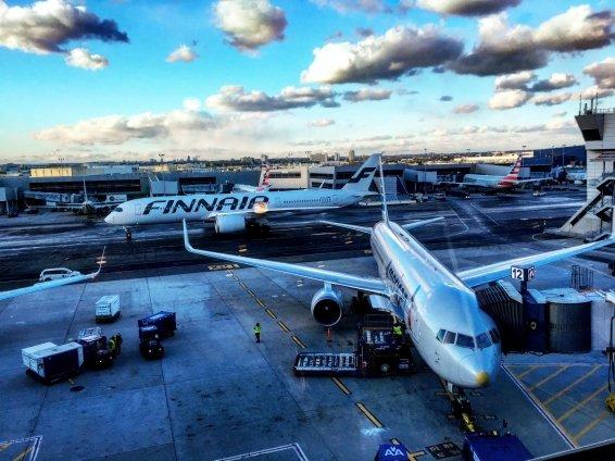 TAM Business Class Review New York (JFK) to Rio de Janeiro (GIG) Boeing 767