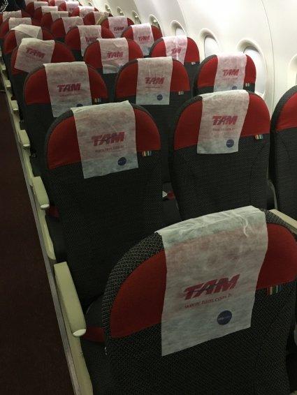 TAM Economy Class Review (Brazil Domestic) Rio de Janeiro (GIG) to Recife (REC)