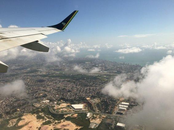 Azul Economy Class Review Recife (REC) to Fortaleza (FOR)