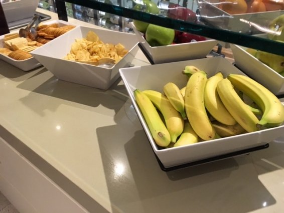 Star Alliance Lounge Los Angeles (LAX) Review