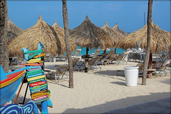 Hilton Aruba Review (formerly Radisson Aruba)
