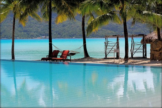 InterContinental Thalasso Resort Review, Bora Bora, French Polynesia