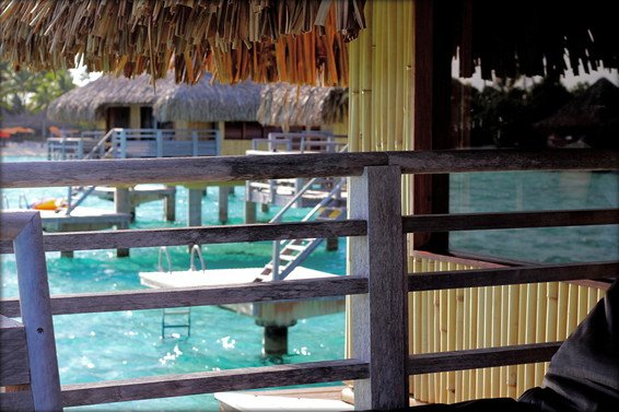 InterContinental Le Moana Bora Bora Review (Overwater Bungalow)