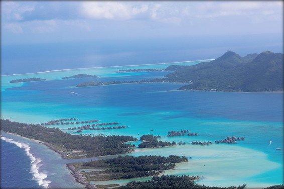 Air Tahiti Review (Inter-island)