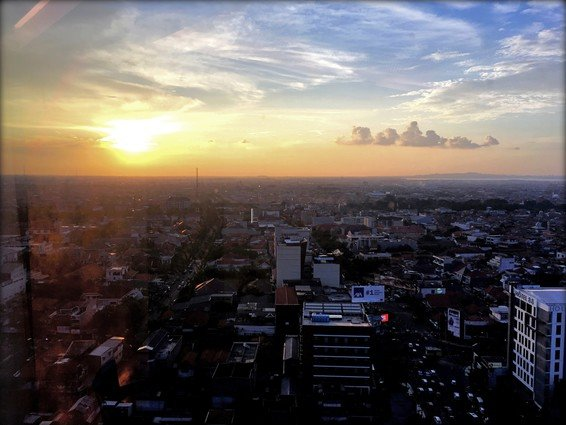 JW Marriott Surabaya Review