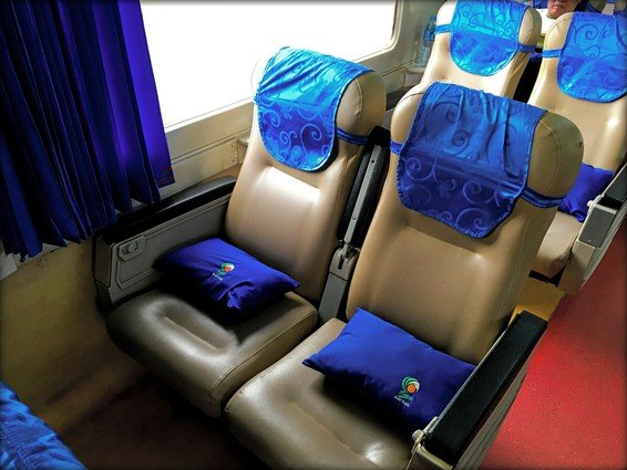 How to take the train Bandung to Jakarta (or Jakarta to Bandung)
