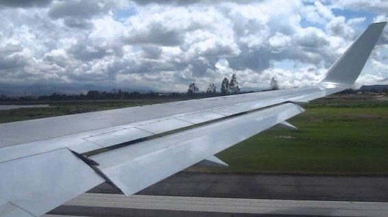 LATAM Economy Review Bogota (BOG) to Sao Paulo (GRU) 767