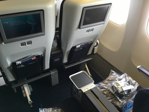 British Airways Premium Economy Review London (LHR) to Lagos (LOS)