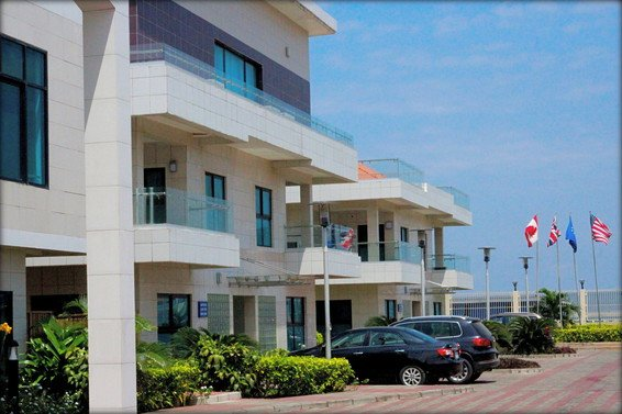 Protea Hotel Kuramo Waters Lagos Review