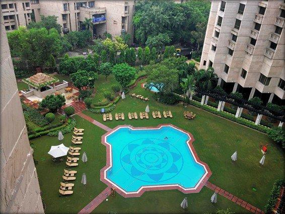 Hyatt Regency New Delhi Review