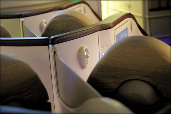Etihad Business Class Review Abu Dhabi (AUH) – New Delhi (DEL) – 777 Jet Airways operated by Etihad
