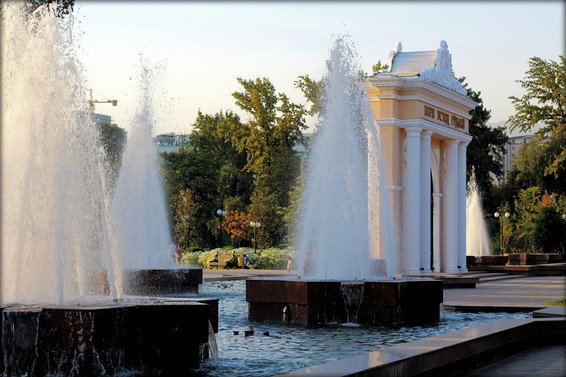 My Favorite 10 Things to do Dushanbe