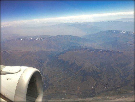 Air Astana Review