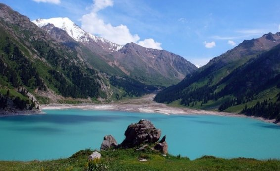 Things to do Almaty