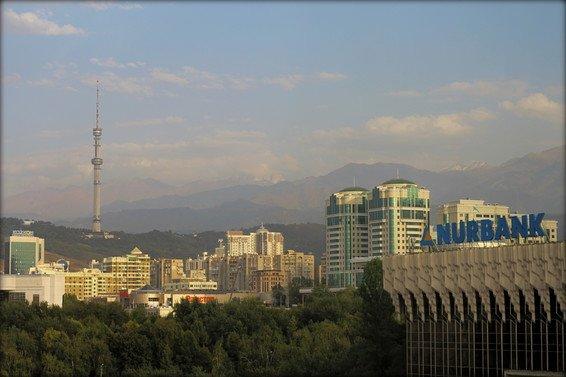 InterContinental Almaty, Kazakhstan Review