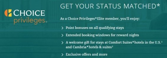 The Search for Choice Hotels Friends and Family Rates and the current Choice promotions