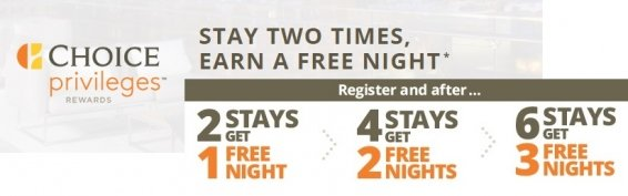 Choice Hotels Friends and Family Rates