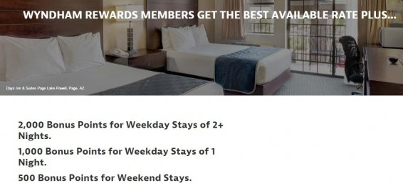 Wyndham Friends and Family Rates