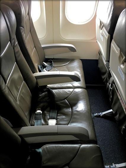 Jetstar Pacific Review A320 Hanoi (HAN) to Hong Kong (HKG)
