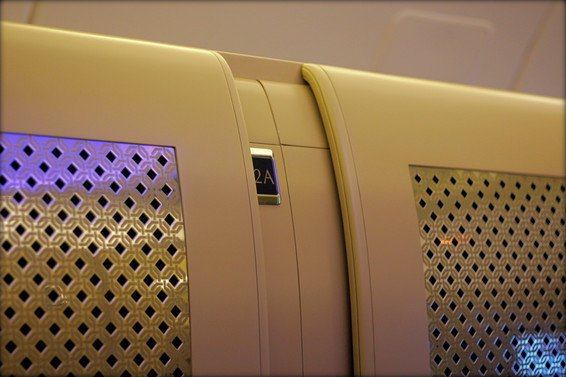 Etihad First Class Review Abu Dhabi (AUH) to San Francisco (SFO) EY183 777-200
