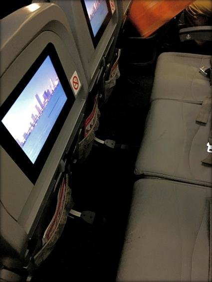 Norwegian Economy Review 787 from Oakland (OAK) to Stockholm (ARN) and then Stockholm (ARN) to Oakland (OAK)