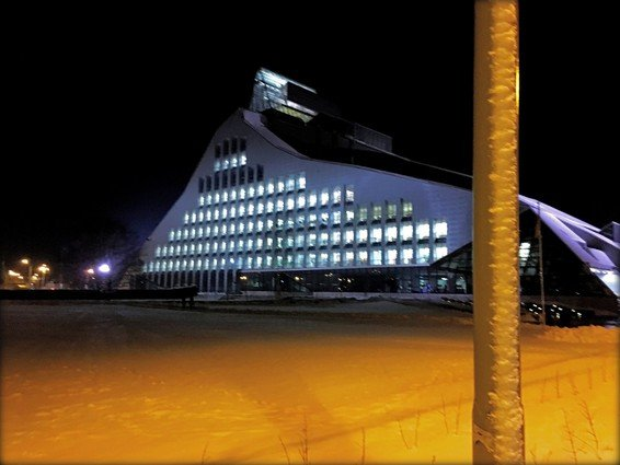 Radisson Blu Daugava Hotel, Riga, Latvia Review