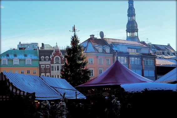 My Favorite 23 Things to do Riga, Latvia