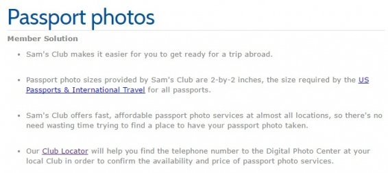 Is Walgreens passport photo the cheapest option?