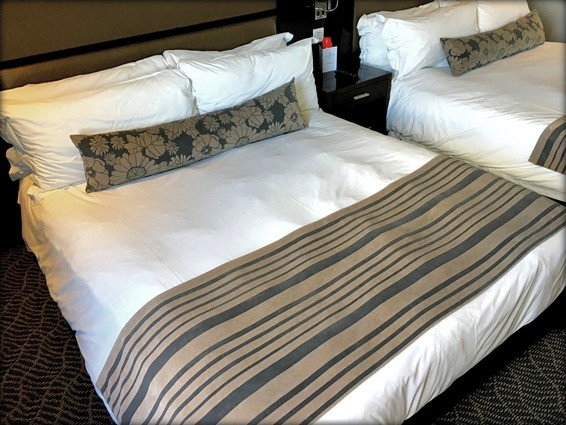Protea Hotel Lusaka Tower Review