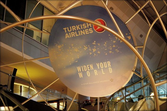 Photo Review: Turkish Airlines Lounge Istanbul