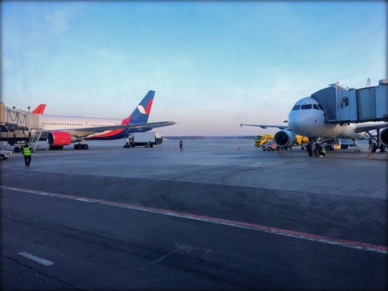 Ural Airlines Economy Review St. Petersburg (LED) to Yekaterinburg (SVX)