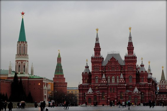 My Favorite 25 Things to do Moscow
