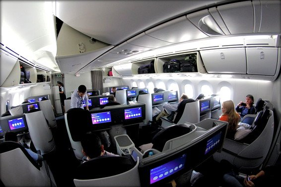 Aeromexico Business Class Review Mexico (MEX) to Santiago, Chile (SCL) 787