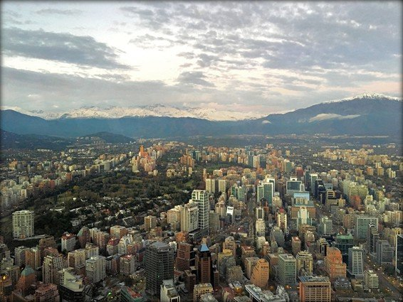 My 23 Favorite Things to do Santiago