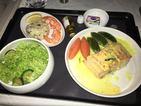 Aeromexico Business Class Review Santiago (SCL) to Mexico (MEX) 787-9