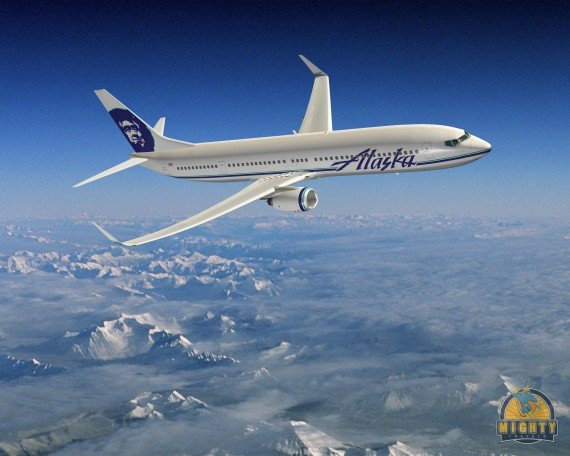 5% off Alaska Airlines fares (book by March 31st) with coupon code EC6208